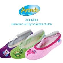 ARONDO Bambino und Gymnastikschuhe